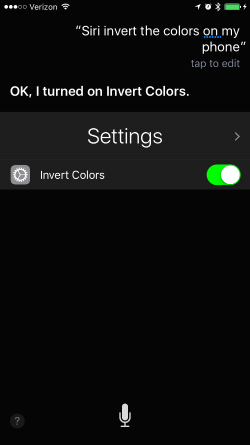 how to invert colors on iphone how to invert colors with siri on iphone iphonelife 18886