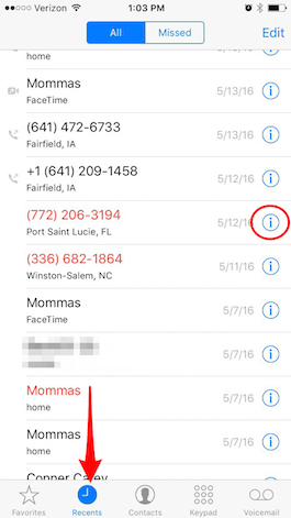 can you block unknown numbers on iphone how to block calls from unknown numbers iphonelife 19688