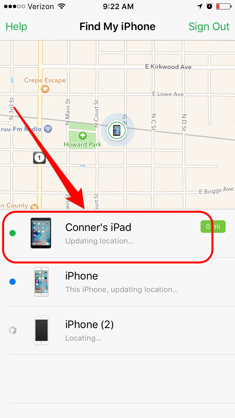 how do i use find my iphone how to use find my iphone to ping your misplaced 19729